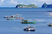 Thai fishing boat — Stock Photo