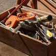 Stock Photo: Working tools