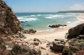 Praia de tunquen — Fotografia Stock