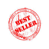 Best-seller rouge rubber stamp — Photo
