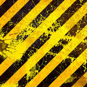 Black and yellow grunge background — Stock Photo