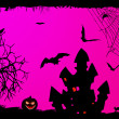 Halloween background — Stock Photo #12400966