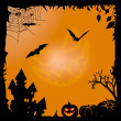 Halloween background — Stock Photo #12400969