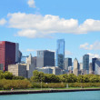 Chicago Panorama - Stock Photo