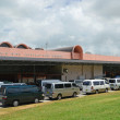 Antigua Airport — Stock Photo