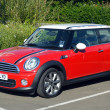 Mini Cooper - Stock Photo