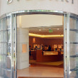 Bvlgari Store Entrance - Stock Photo