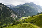 Beautiful mountains landscape — Stock Photo