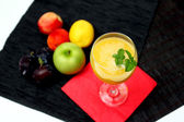 Mango Smoothie Refreshing Cocktail — ストック写真
