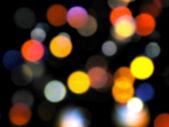 Dinâmico vívido e colorido embaçado abstrato — Foto Stock