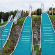 Ski jumping hill 4 — Foto de Stock