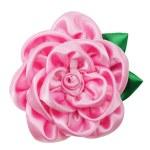 Beautiful artificial flower of handwork — Stock Photo #30675659