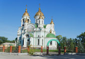 Temple in the city of Nizhny Tagil. Russia — Stock Photo