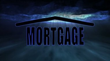 Underwater Mortgage — Stockvideo