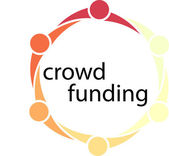 Crowd Funding People Circle Concept — Stock Photo