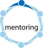 Mentoring Concept Illustration — Stock Photo