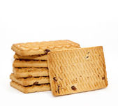 Pile of cookies — Stock Photo