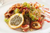 Salade — Stockfoto
