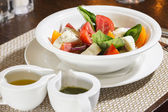 Caprese salad — Stock Photo