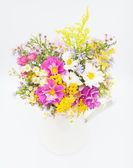 Wild Summer Flowers — Stock Photo