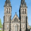 Vysehrad, Prague, Czech Republic - Stock Photo