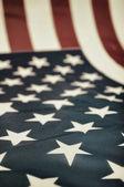 USA Flag — Stock fotografie