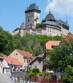 カルルシュタイン城、チェコ共和国 — ストック写真