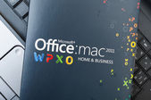 Microsoft Office for Mac Software — Stock Photo