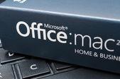 Microsoft Office Software — Stock Photo