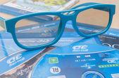 3D Blu-ray — Foto Stock