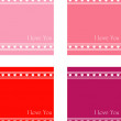 Royalty-Free Stock Vector Image: Valentine\'s Day background