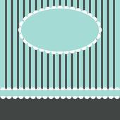 Diseño de plantillas de tarjeta de felicitación — Vector de stock