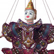 Stock Photo: Puppet at Angkor Cambodia