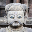 Stock Photo: Historical sculptures of buddha