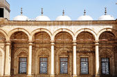 Landmark of a Syrian mosque — Stock Photo