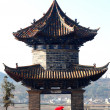 Ancient building in China — Stock Photo