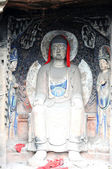 Ancienne statue de Bouddha — Photo