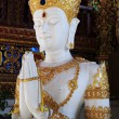 Stock Photo: Buddhstatue in Thailand