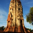 Ancient wat in Thailand — Stock Photo #26794805