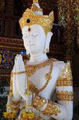 Statue de bouddha en thaïlande — Photo