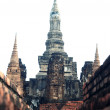 Stock Photo: Wat MahThat in Historical Park of Sukhothai