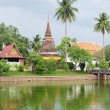 Stock Photo: Historical Park of Sukhothai