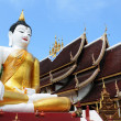 Stock Photo: Ancient wat in Chiang Mai, Thailand