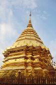 Doi Suthep Temple in Chiang Mai, Thailand — Stock Photo