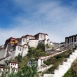 Stock Photo: PotalPalace in Tibet