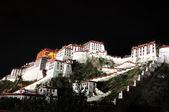Palazzo di potala in tibet — Foto Stock