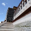 potala palace in tibet — Stock Photo