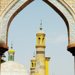 Islamic mosque — Stock Photo #4737025