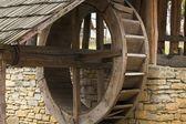 古い水車 — ストック写真