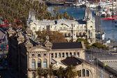 Douanes et bâtiments de l'administration de port — Photo